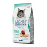 Lechat Excelence Szuperprémium hairball száraz macskaeledel 400g, 1,5kg